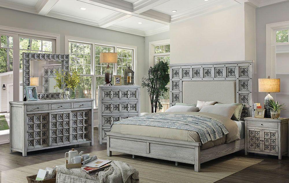 Traves Luxury Bed Furniture Los Angeles Bedroom